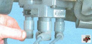 высоковольтные провода катушки зажигания