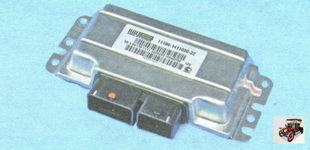 электронный блок управления (ЭБУ, контроллер) Лада Гранта ВАЗ 2190