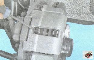 прокачка, проверка тормозов (тормозной системы)