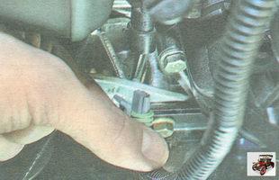 разъема жгута проводов датчика фазы