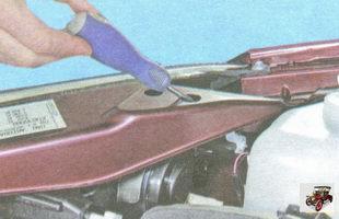 регулировка света фар на автомобиле ВАЗ 2190