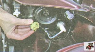 замена блок-фары Лада Гранта ВАЗ 2190