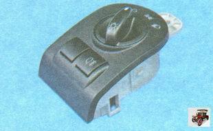 блок управления наружным освещением Лада Гранта ВАЗ 2190