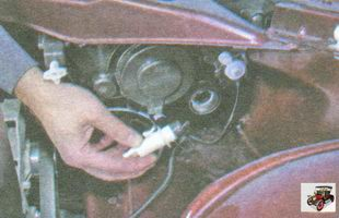 рабочий цилиндр гидрокорректора фары