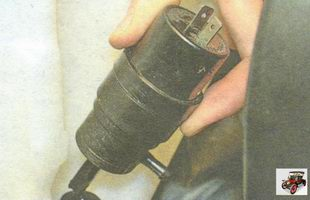 насос омывателя лобового стекла Лада Гранта ВАЗ 2190