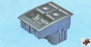 блок кнопок стеклоподъемников Лада Гранта ВАЗ 2190
