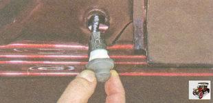концевой выключатель двери Лада Гранта ВАЗ 2190