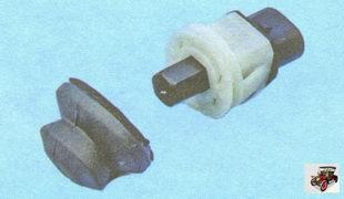 защитный колпачок концевого выключателя двери