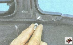 гайки крепления облицовки решетки радиатора