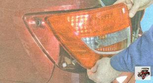 задний фонарь Лада Гранта ВАЗ 2190
