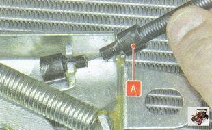 наконечник оболочки замка капота