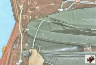 шланг омывателя ветрового стекла