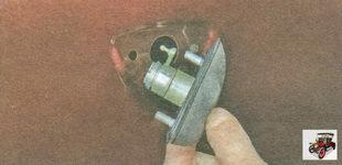 выключатель замка крышки багажника