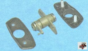 цилиндр замка крышки багажника