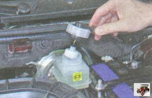 пробка бачка главного тормозного цилиндра