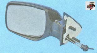наружное зеркало заднего вида Лада Гранта ВАЗ 2190