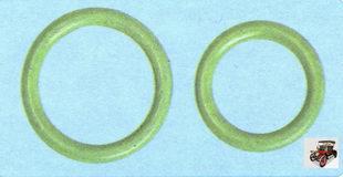 уплотнительные кольца для соединения трубок кондиционера