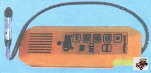 течеискатель со звуковой индикацией