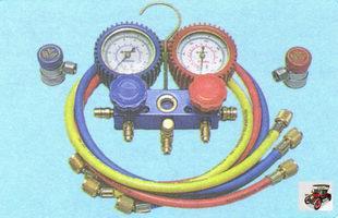 прецизионные манометрические блоки со специальными соединительными наконечниками