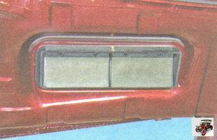 снаружи отверстия вытяжной вентиляции закрыты дефлекторами с лепестковыми клапанами