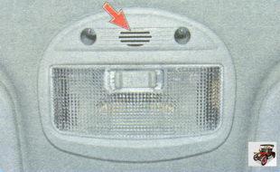 датчик температуры воздуха в салоне Лада Гранта ВАЗ 2190
