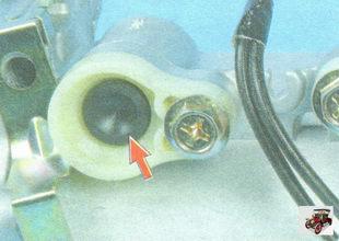 технологические заглушки фланцев нового компрессора кондиционера