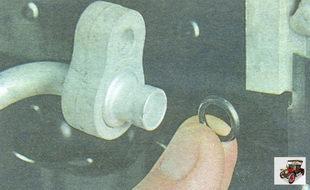уплотнительные кольца фланцев трубок кондиционера