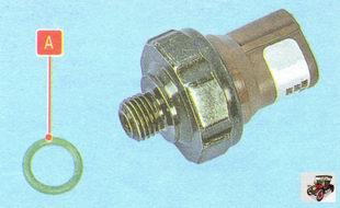 датчика высокого давления кондиционера и уплотнительное кольцо