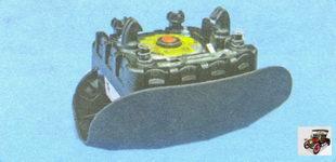 модуль подушки безопасности водителя Лада Гранта ВАЗ 2190