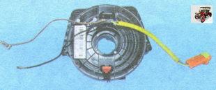 контактное кольцо подушки безопасности Лада Гранта ВАЗ 2190