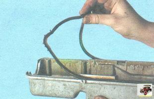 прокладка крышки головки блока цилиндров