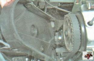 передняя крышка ГРМ (привода газораспределительного механизма)