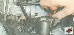 хомуты патрубков термостата