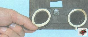 пластиковые кольца впускного коллектора