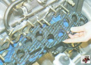 уплотнительная прокладка катколлектора