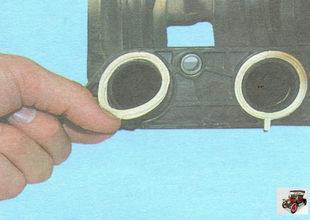 уплотнительные кольца впускных каналов