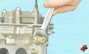 датчик сигнализатора аварийного падения давления масла