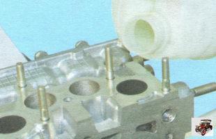 проверка герметичности клапанов