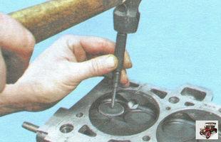 маркировка клапанов