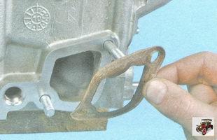 уплотнительная прокладка термостата