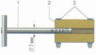 приспособление для притирки клапанов