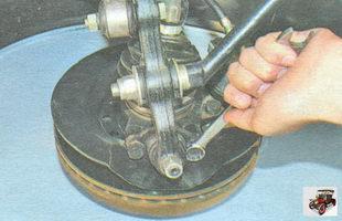 рычаги передней подвески поворотных кулаков