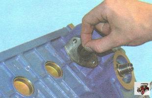 уплотнительная прокладка трубы водяного насоса