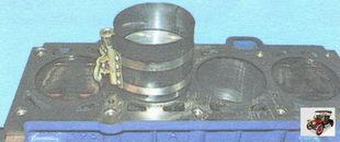 оправка для установки поршня в блок цилиндра