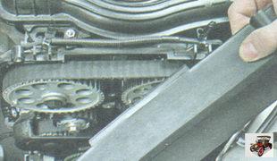 верхняя передняя крышка ремня ГРМ