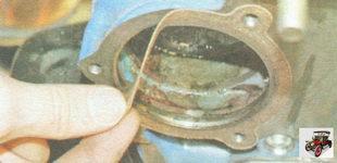 прокладка водяного насоса