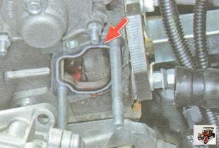 уплотнительная прокладка корпуса термостата