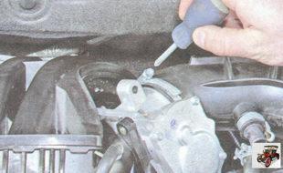 хомут крепления патрубок воздушного фильтра к дроссельному узлу
