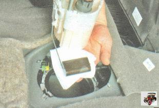 погружной бензонасос (топливный насос) лада гранта ваз 2190