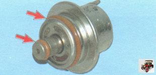 уплотнительные кольца регулятора давления топлива лада гранта ваз 2190
